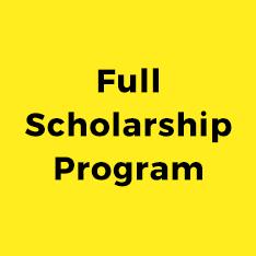 Full Scholarship Program